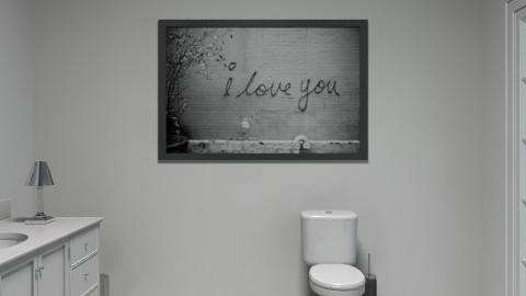 Kylpyhuone - Classic - Bathroom  - by tiia99