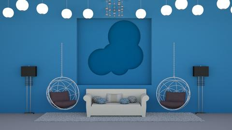 Bubble_Nantha_ - Living room  - by Nantha