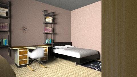 the room - Vintage - Bedroom  - by kidbang5