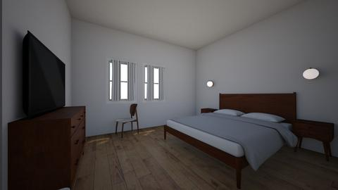 Lake Haus Room - Retro - Bedroom  - by hauspitality
