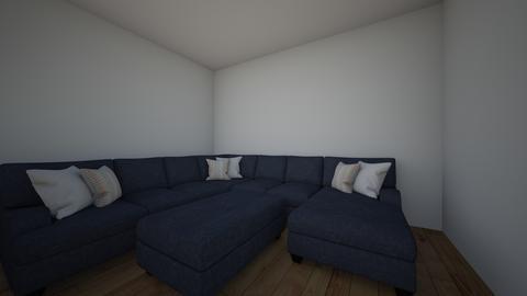 Donna - Living room - by emdesign2
