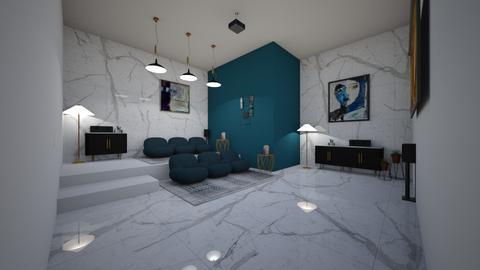 VIP cinema - Modern - by Bedrica