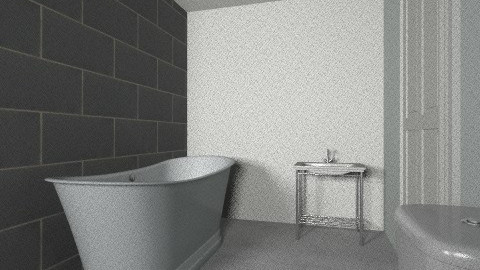Stephen - Eclectic - Bathroom  - by SladeSlade