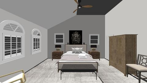 master - Bedroom  - by davidsonunitan