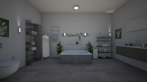 Bathroom - Bathroom  - by brownbox