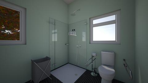 Emily Dankowski Bathroom - Bathroom  - by greekgirl37