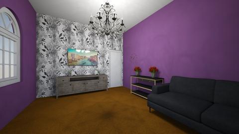 fawziya ibish 1c - Living room  - by 138227