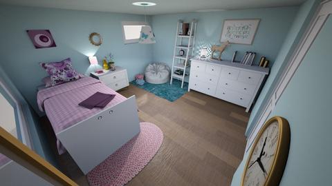 Charlie - Kids room  - by Ecasey05