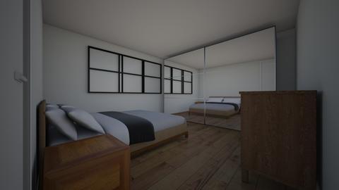 Bed 1 - Bedroom  - by mongirulli