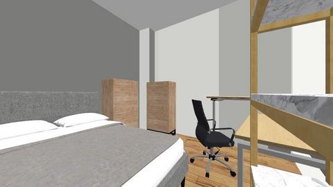 Kamers 2 - Bedroom  - by Tomoke