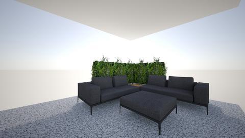 Grid_table for corner - Garden  - by Giacomo3rd