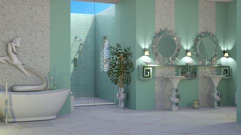 TM Greek Bath - by ZsuzsannaCs