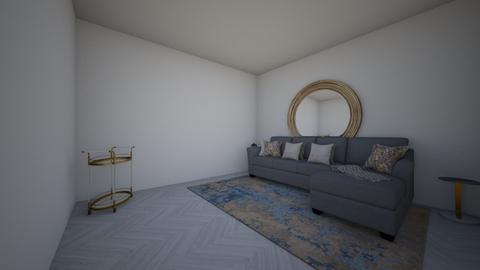living room  - by brookestraker
