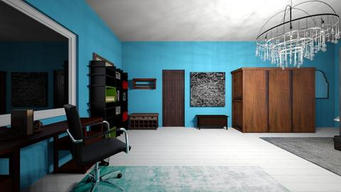 eac baile 2 - Vintage - Bedroom  - by c gabhann