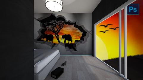 3d wall art - Classic - Bedroom  - by Itsavannah