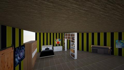 Tray - Bedroom  - by Modernbanjo1