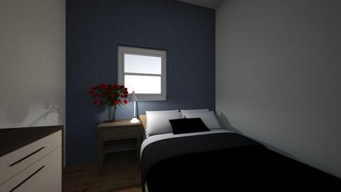 Magnus hus - Living room  - by magn214d