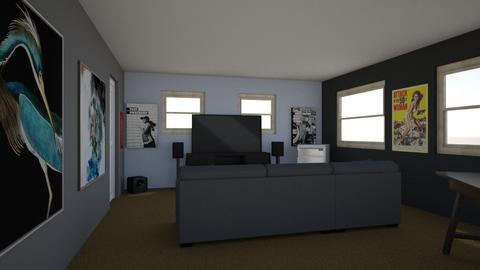mancave 2 - Office  - by nobodyspecial