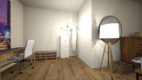 dream room - Bedroom  - by hehehheh