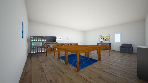My Room - Bedroom - by Zender 758
