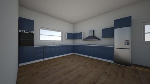 Anyaa - Kitchen  - by Vanderpuije Sylvanus Van
