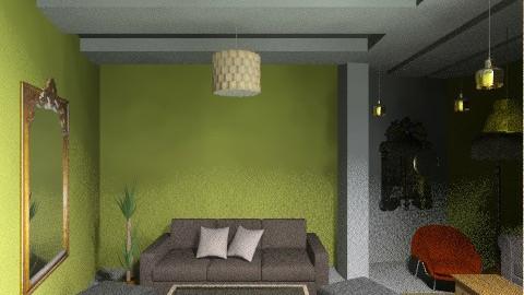578 - Vintage - Living room  - by ZipPy Haiir