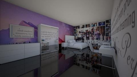 my room idea - Bedroom  - by 1D wolfgal