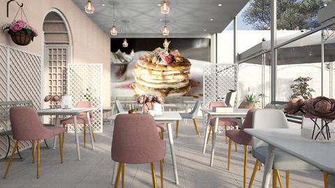 Pancake - by ZuzanaDesign