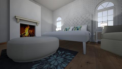 fcs bedroom - Bedroom  - by krendina