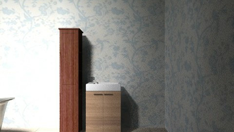 bathroom - Minimal - Bathroom  - by beckyjoy496