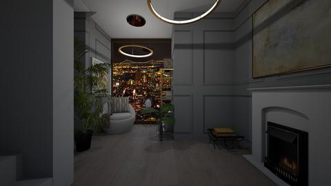 reading room - Glamour - by denizoden