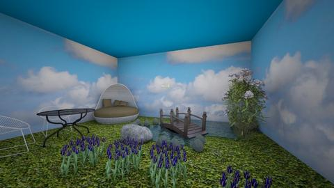 indoor garden - by KatDesign9