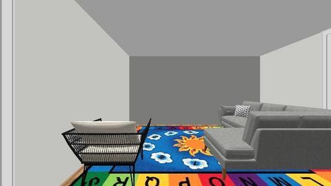 Sleepy Den - Living room - by drnix2