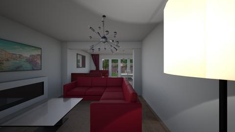 181020 LR - Living room  - by SEDE