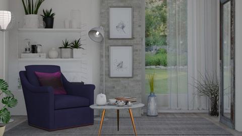 M_Floor lamp - Living room  - by milyca8