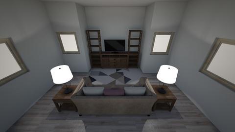 Principle Application - Living room  - by id12362