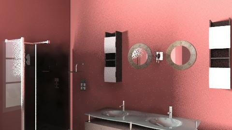 Christine Ortiz - Vintage - Bathroom  - by dramos916