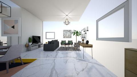 GL ENTRY WAY 1 - Living room - by Tiny_Bubbles