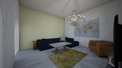 The heist - Living room  - by ReeseR75