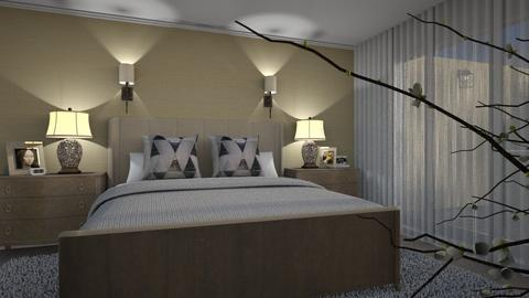 Linden Bedroom 4 - Modern - Bedroom  - by Claudia Correia