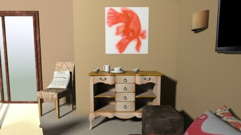 room - Country - Living room  - by dededede