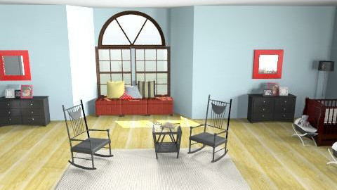 Nusery - Modern - Kids room  - by emilypinnock