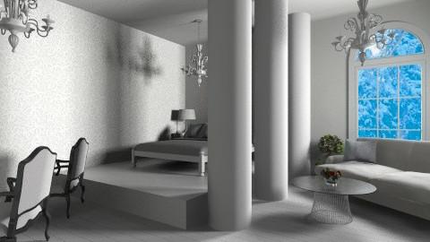 big bedroom - Eclectic - Bedroom  - by martinabb