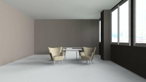 office 2 - Minimal - Office - by darcella