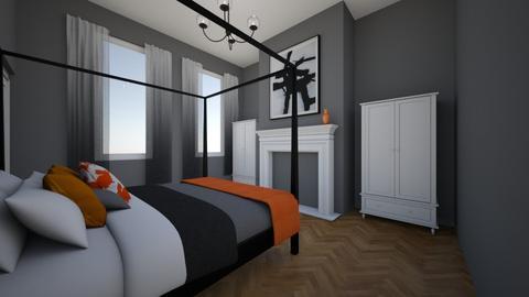 broom - Bedroom  - by Matthew James Woods
