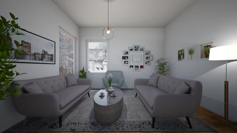 Rug - Classic - Living room - by Twerka