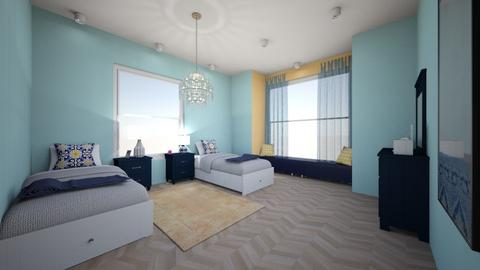 challenge 6 - Bedroom  - by menni001