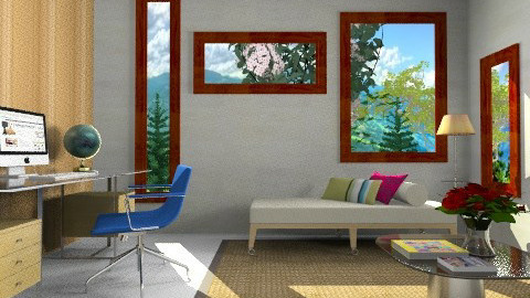 AnaliZe This - Modern - Office  - by 3rdfloor