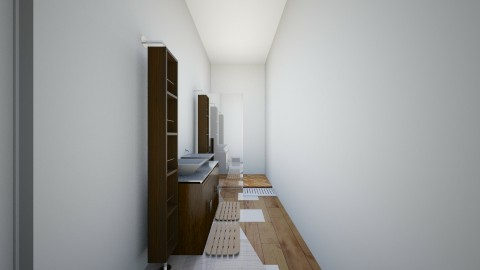 Villa deluxe - Bathroom - by Mah003