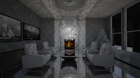 fnh - Living room - by Asia Liberkowska